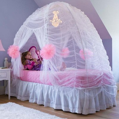 Fairy Tale Bed Tent for Girls by HearthSong®