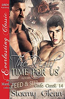 Book Review: The Right Time For Us (Cade Creek #14) Stormy Glenn