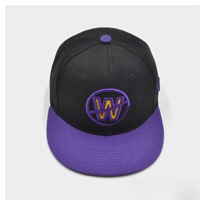 Gorra de béisbol hombres gorras planas snapback gorras sombreros para las mujeres Casquette ajustable: Amazon.es: Ropa y accesorios