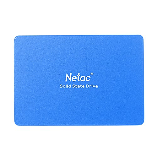 KKmoon Netac NAND SATA III 2.5 Inch Internal SSD High Speed up to 500MB/s Read Solid State Drive by KKmoon (Image #3)