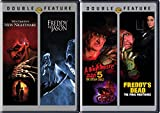 Freddy Kreuger Nightmare Collection - A Nightmare on Elm Street 5: The Dream Child, Freddy's Dead: The Final Nightmare, Wes Craven's New Nightmare & Freddy Vs. Jason 4-Movie Bundle