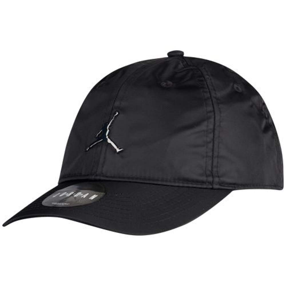 ab634901c106 Amazon.com  Nike Boys  Air Jordan Skyline Flight Strapback Youth Cap  9A1976-023 Black  Clothing
