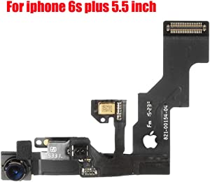Afeax Compatible with Apple iPhone Front Facing Camera Flex Cable with Sensor Proximity Light and Microphone Flex Cable Replacement for iPhone 6s Plus 5.5 inch