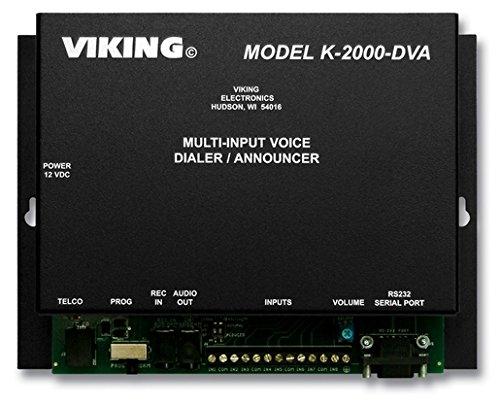 Multi-input Voice Dialer/Annou