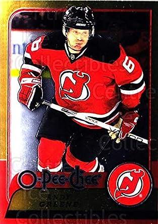 Amazon.com  (CI) Andy Greene Hockey Card 2008-09 O-pee-chee Metal ... b6602c2cf