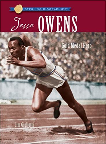 Sterling Biographies??: Jesse Owens: Gold Medal Hero by Jim Gigliotti (2010-04-06)