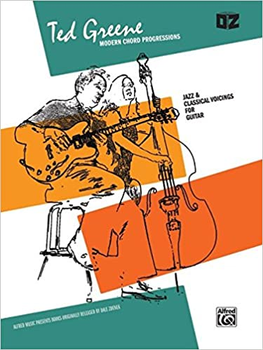 Modern Chord Progressions Jazz Classical Voicings For Guitar Ted