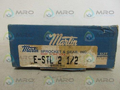 Martin E-STL 1-3//4 Steel Quick Disconnect Bushing