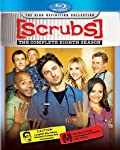 Cover Image for 'Scrubs: The Complete Eighth Season'
