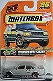 MATCHBOX MERCEDES-BENZ E-CLASS #65 SILVER