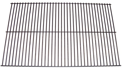 Music City Metals 95401 Steel Wire Rock Grate Replacement for Gas Grill Model Turbo 4-burner