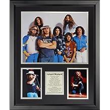 "Lynyrd Skynyrd 16"" x 20"" Framed Photo Collage by Legends Never Die, Inc."