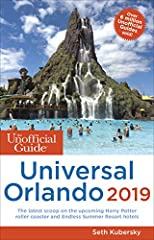 THE Comprehensive Guide to Universal Orlando              The Unofficial Guide to Universal Orlando by Seth Kubersky is packed with detailed, specific information on every ride, show, and restaurant in the resort, including in...