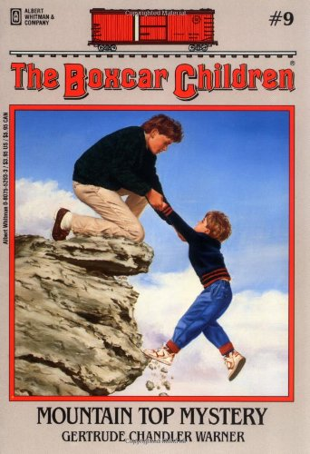 The Boxcar Children Mountain Top Mystery