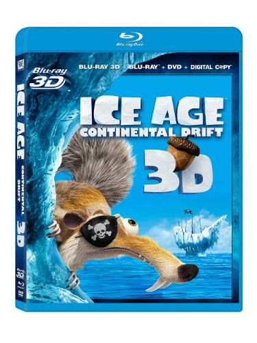 ice age continental drift 3d - 1