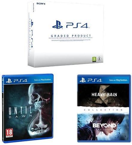 PlayStation 4 (PS4) 500 GB Consola - (Reacondicionado Certificado ...