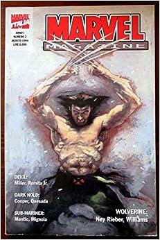Marvel magazine. N.2. Ago. 1994