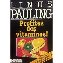 Profitez des vitamines