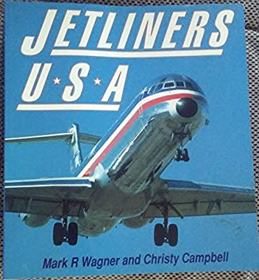 Jetliners USA (Osprey Colour Series)
