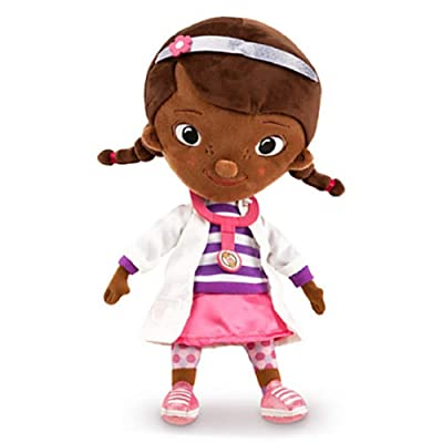Disney Store Disney Jr Doc McStuffins Plush Doll - 12 (New Look!): Toys & Games
