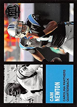 2015 Topps 60th Anniversary Insert #T60-CN Cam Newton NM-MT Panthers