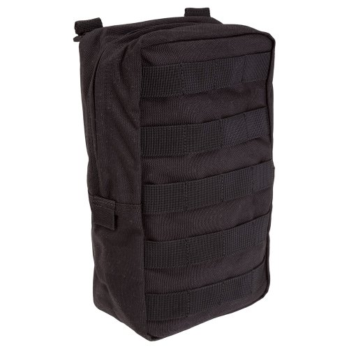 5.11 Tactical 6.10 Vertical Molle Pouch, Black