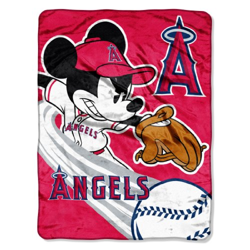 The Northwest Company Officially Licensed MLB Los Angeles Angels 46