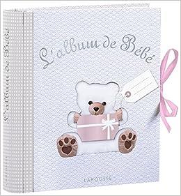 Amazon.fr - L'album de bébé - COLLECTIF - Livres