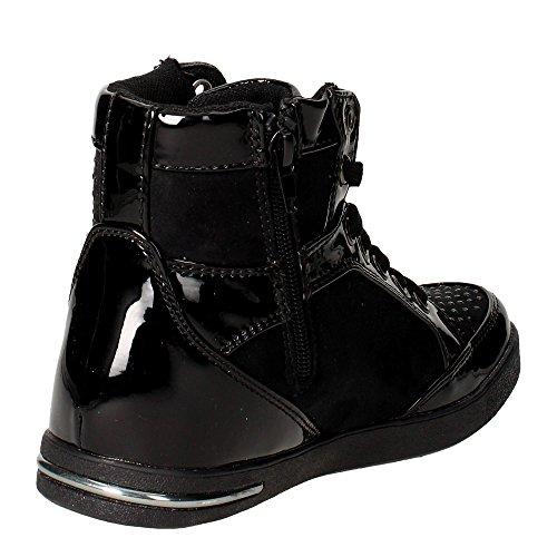 Sneakers Biagiotti Donna 1558 Laura Nero xEOUqwq