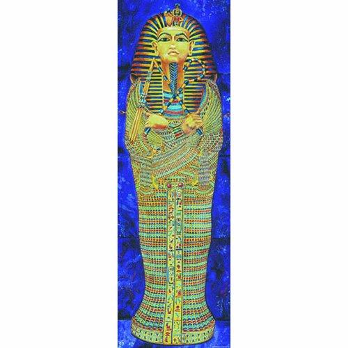 McDonald Publishing MC-V1606 Egyptian Mummy Case Colossal Concept Poster, 17.9