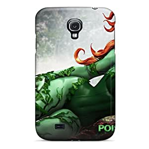 New Shockproof Protection Cases Covers For Galaxy S4/ Dc Universe Poison Ivy Cases Covers