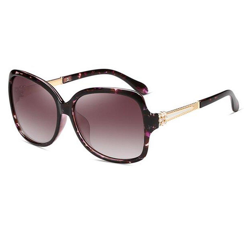Lila SHULING Sonnenbrille Optische Sonnenbrille, Sonnencreme Big Box Uv-Brille