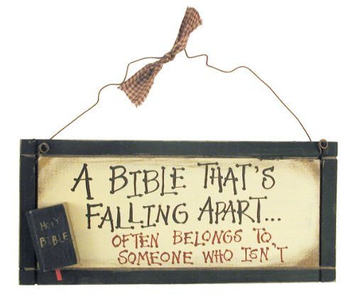 Ohio Wholesale Frayed Bible Wall Art, from our Wine Collection