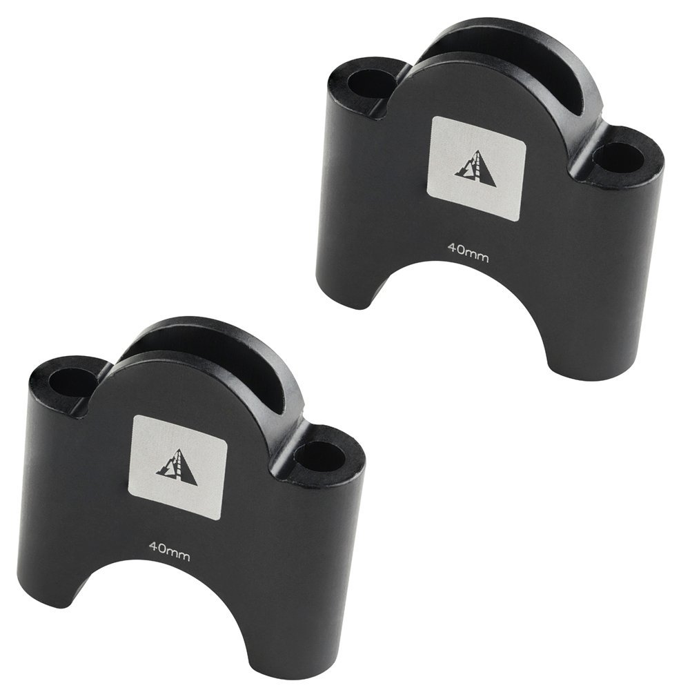 Profile Design Aerobar Bracket Riser Kit - Riser Kit 40mm