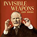 Invisible Weapons Audiobook by John Rhode Narrated by Gordon Griffin