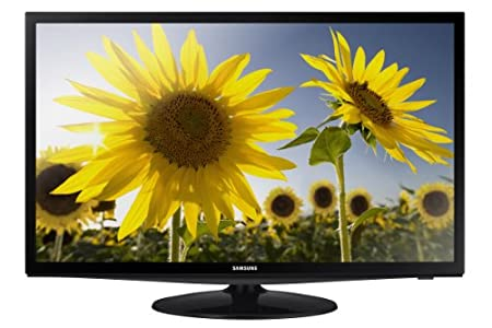 The Samsung UN28H4000AF 28 In. Widescreen 720p LED HDTV with 2 HDMI provides visually stunning LED picture quality with Clear Motion Rate 120. The Wide Color Enhancer Plus enhances hues by expanding the color range for a more vivid viewing experience...