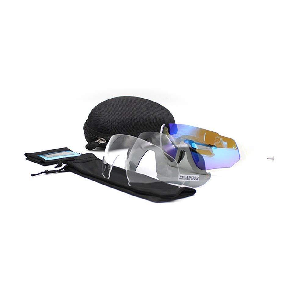 ZoliTime 2018 nuevas gafas de sol de ciclismo kit de gafas de ciclismo fotocrom/áticas de transici/ón 3LS