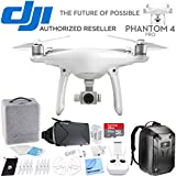 DJI Phantom 4 Pro Quadcopter Drone CP.PT.000488 Travel Bundle includes...