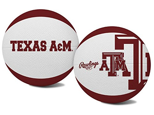 (Texas A&M Aggies Jarden Sports Alley Oop Youth Basketball)
