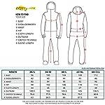YIEBAI-Giacca-Impermeabile-per-Donna-Tuta-da-Sci-Donna-Sci-Giacca-da-Snowboard-Femminile-Snowboard-Set-Abbigliamento402XL