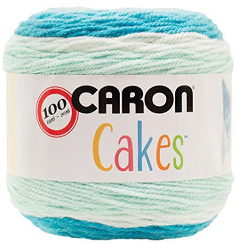 Caron Cakes Self Striping Yarn 383 yd 200 g (Faerie Cake)