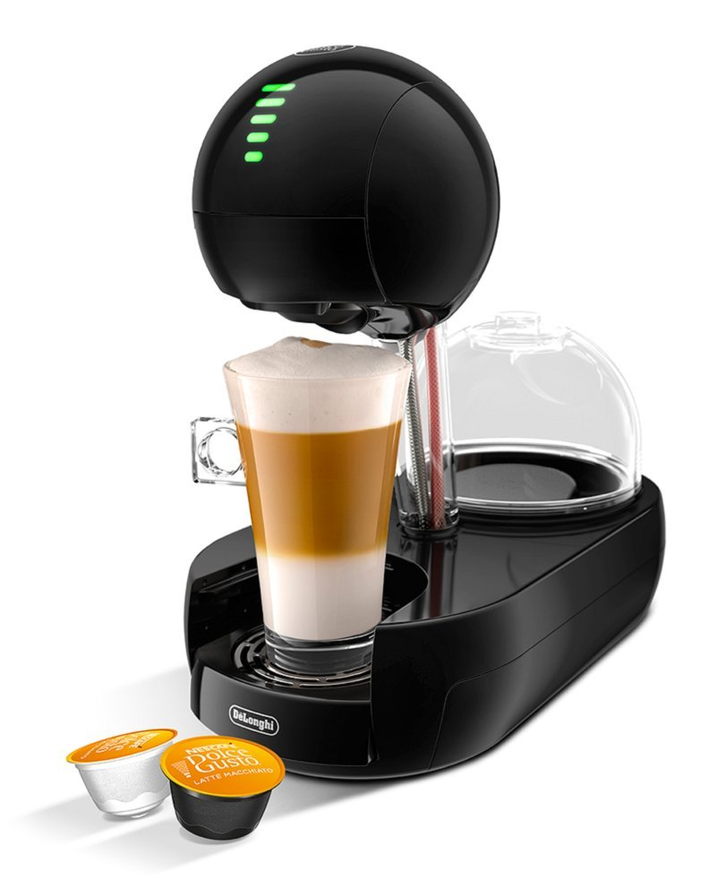 DeLonghi Stelia - Cafetera (Independiente, Pod coffee ...