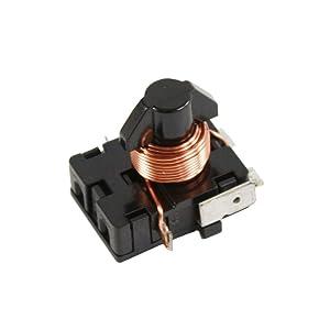 Frigidaire 5304433579 Refrigerator Compressor Start Relay Genuine Original Equipment Manufacturer (OEM) Part