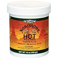 Rectorseal 14830 1-Pound Nokorode Hot Weather Paste Flux by Rectorseal
