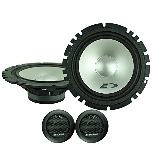 Alpine SXE-1750S Component Speakers (17cm, 280w)