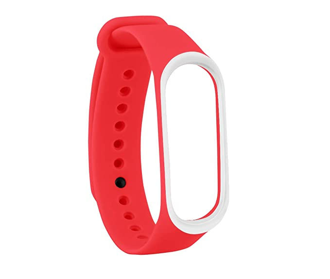 Amazon.com: Senter for Xiaomi Mi Band 3 Watch Band,Soft ...