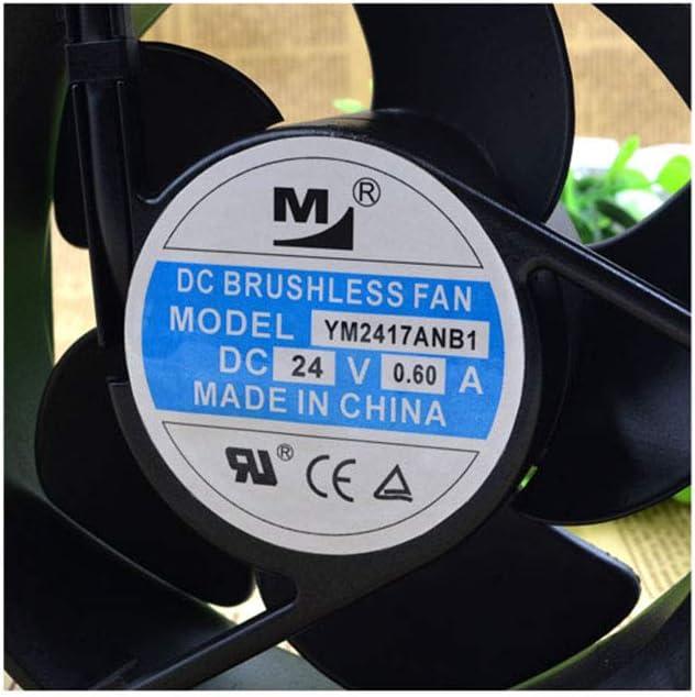 Cytom for Union 24V 0.60A 17251 YM2417ANB1 15017251MM Communication Equipment Cooling Fan