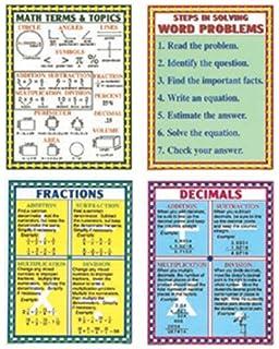 Amazon.com: Math: Divisibility Rules - Classroom Mathematics ...