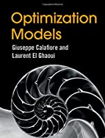 Optimization Models Front Cover