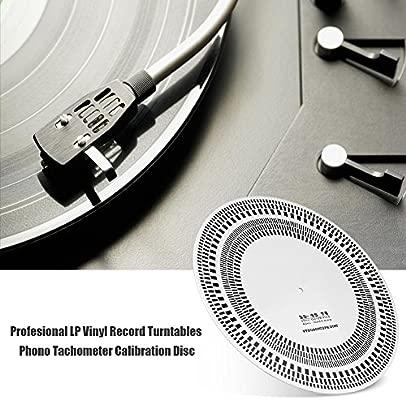 Zerone Profesional LP Tocadiscos de Vinilo Disco de ...